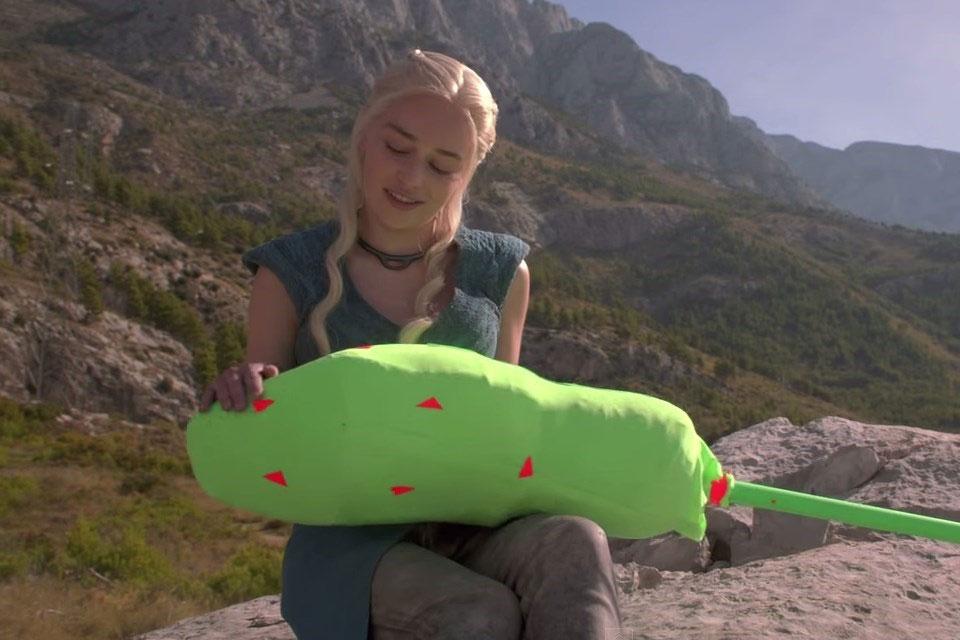 Imagem de Como são feitos os dragões de Game of Thrones? [vídeo] no site TecMundo