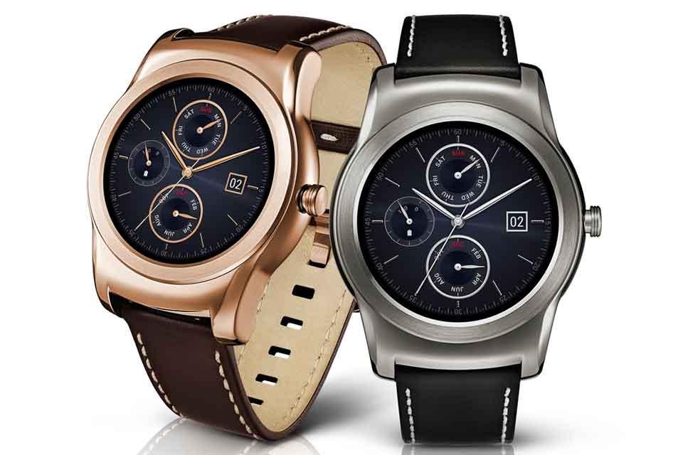 Imagem de Watch Urbane: LG apresenta versão de luxo do G Watch R no site TecMundo