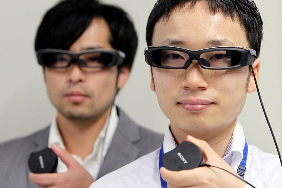 Imagem de 'Google Glass da Sony' entra em pré-venda por R$ 2,4 mil no site TecMundo