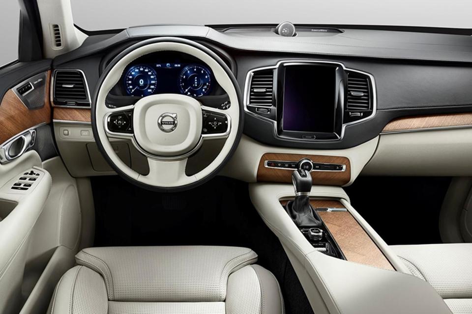 Imagem de 100 pessoas poderão testar o XC90, o batmóvel da Volvo  no site TecMundo