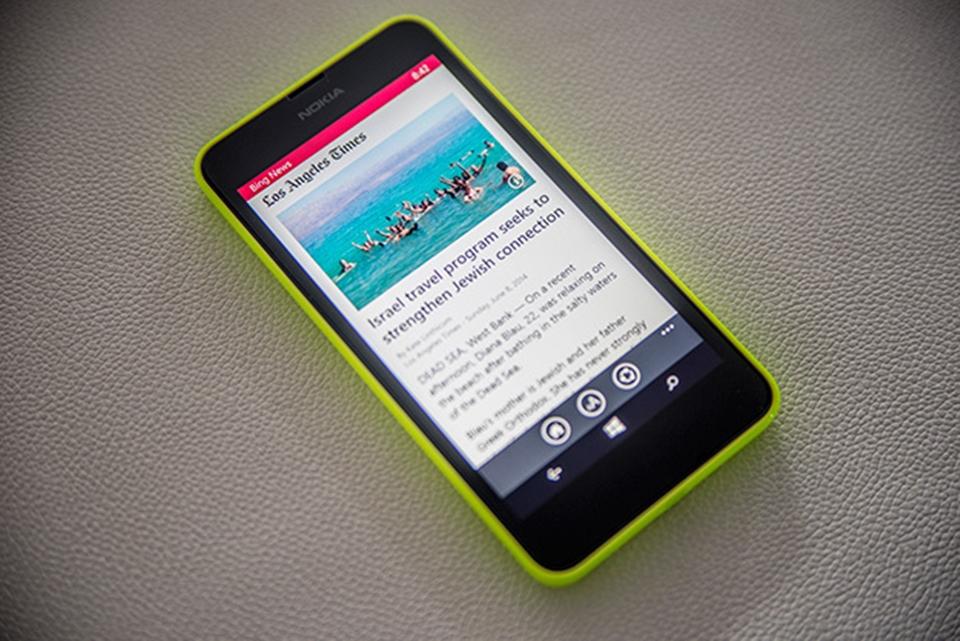 Imagem de Vazadas as especificações do Lumia 640, um smartphone Dual SIM e com TV no site TecMundo