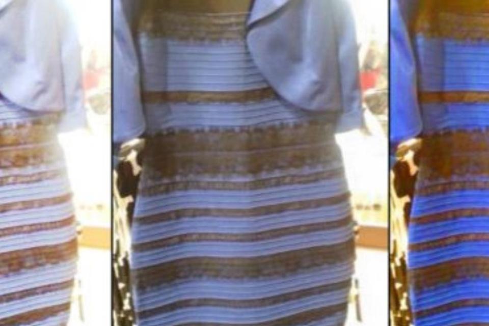 Imagem de E aí, afinal qual é a cor do vestido que está zerando a internet? no site TecMundo