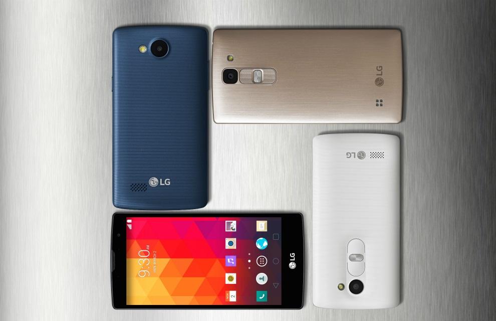 Imagem de MWC 2015: LG apresenta 4 celulares para dominar o mercado de intermediários no site TecMundo