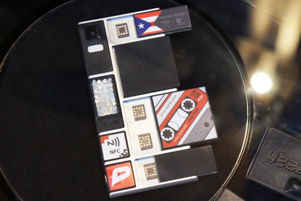 Imagem de Project Ara: veja como serão os primeiros celulares modulares do mercado no site TecMundo