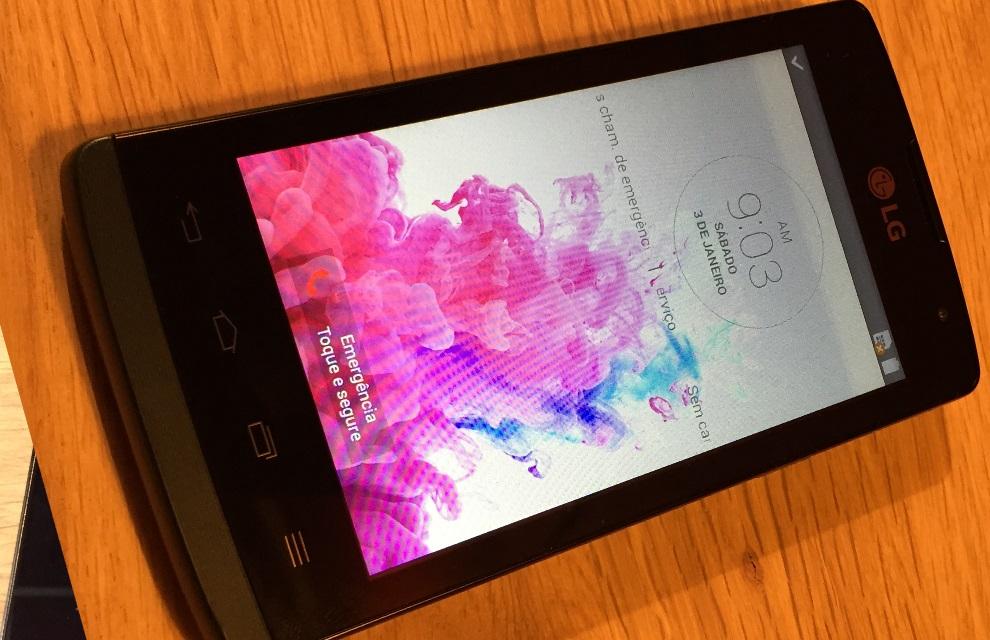 Imagem de Primeiras impressões: testamos o LG Joy na MWC 2015 [vídeo] no site TecMundo