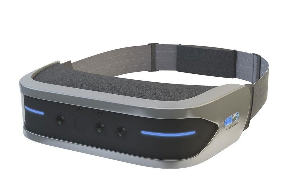 Imagem de MindLeap: a plataforma de realidade virtual que você controla com o cérebro no site TecMundo