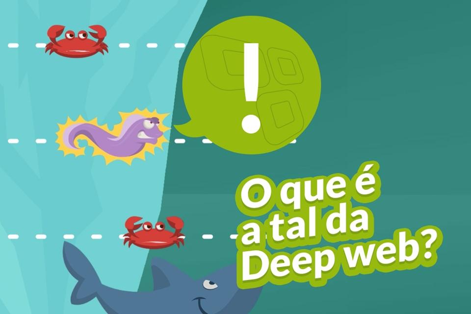 """Imagem de TecMundo Explica: o que é essa tal de """"Deep Web""""? no site TecMundo"""