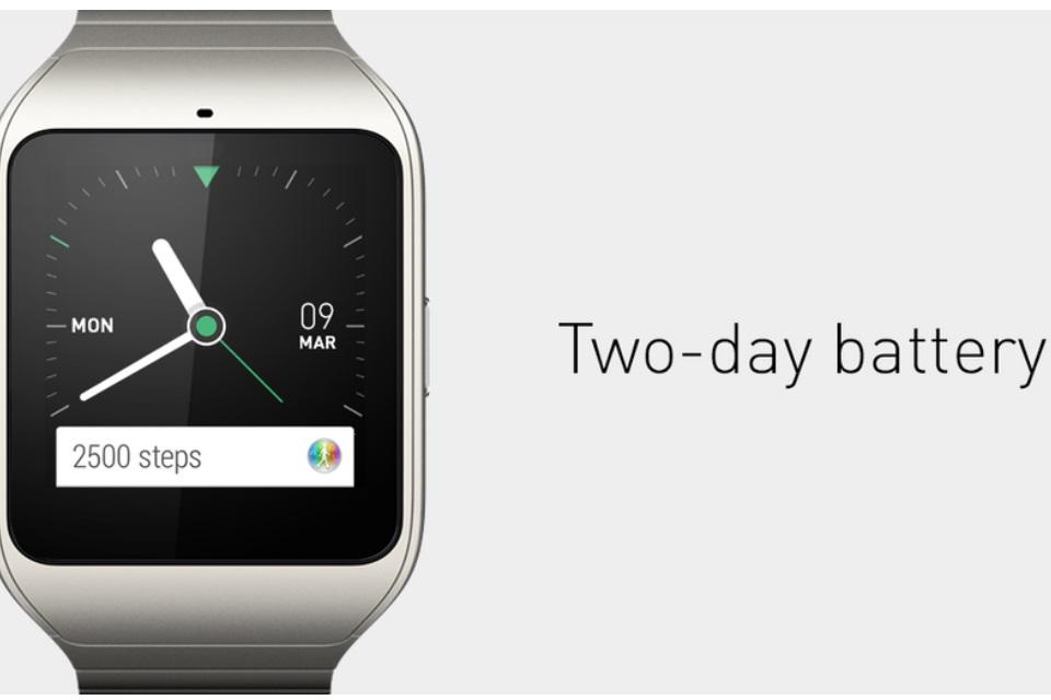 Imagem de Sony provoca e diz que SmartWatch 3 tem o dobro da carga do Apple Watch no site TecMundo