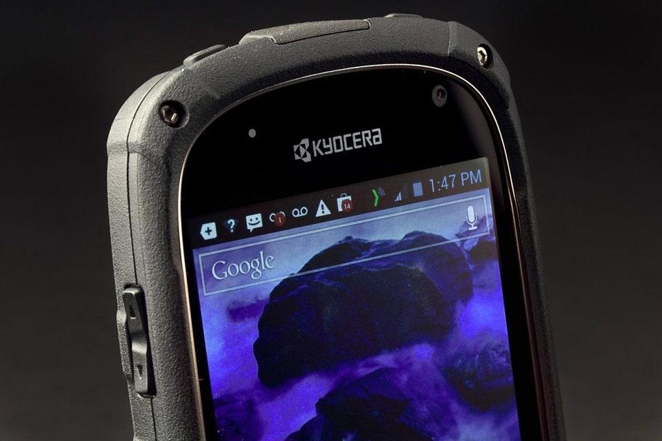 Imagem de Kyocera apresenta smartphone que funciona à base de luz no site TecMundo