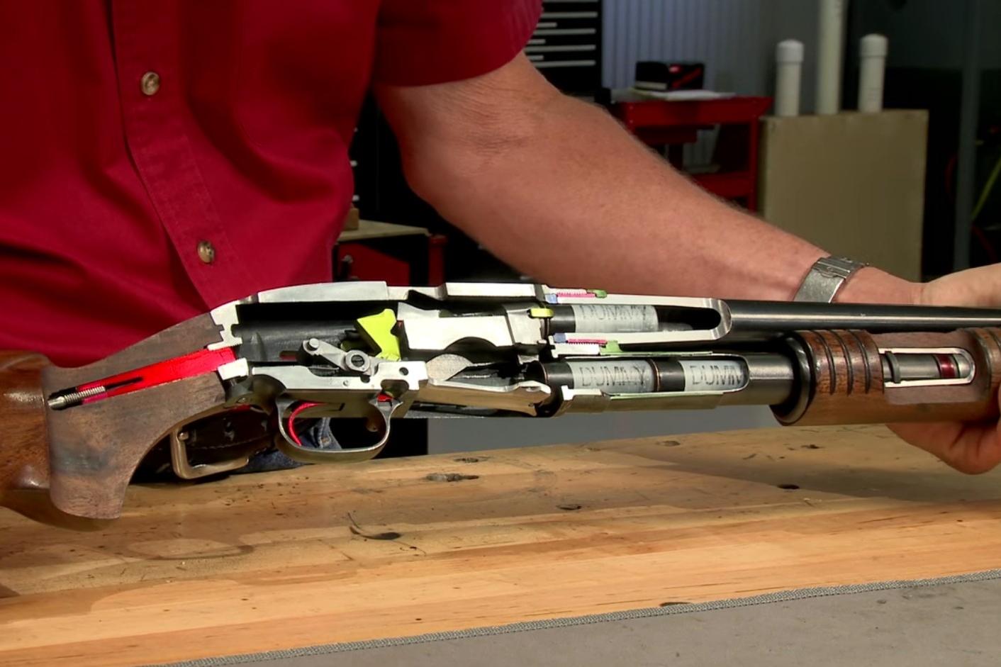 Imagem de Veja como uma shotgun, a famosa '12', funciona por dentro [vídeo] no site TecMundo