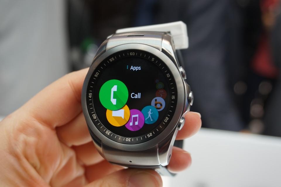 Imagem de Primeiro relógio com 4G, LG Watch Urbane LTE tem data de lançamento e preço no site TecMundo