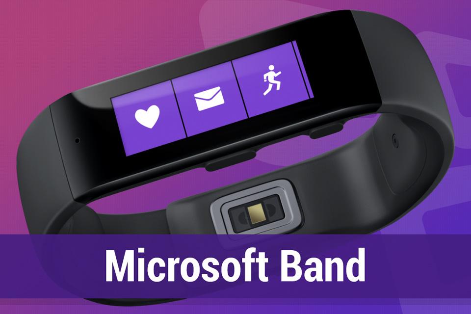 Imagem de Análise: pulseira inteligente Microsoft Band [vídeo] no site TecMundo