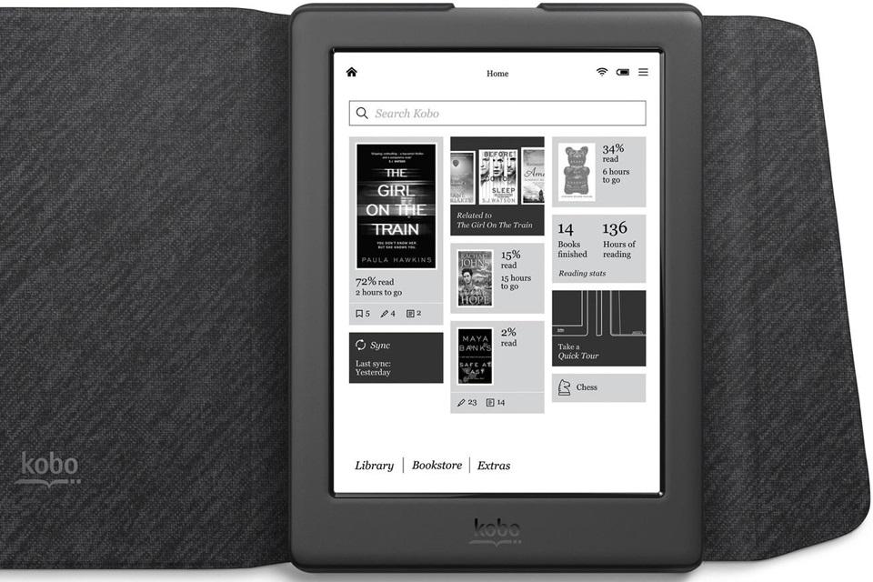 Imagem de Kobo Glo HD revelado com preço quase R$ 218 menor que o rival Kindle Voyage no tecmundo