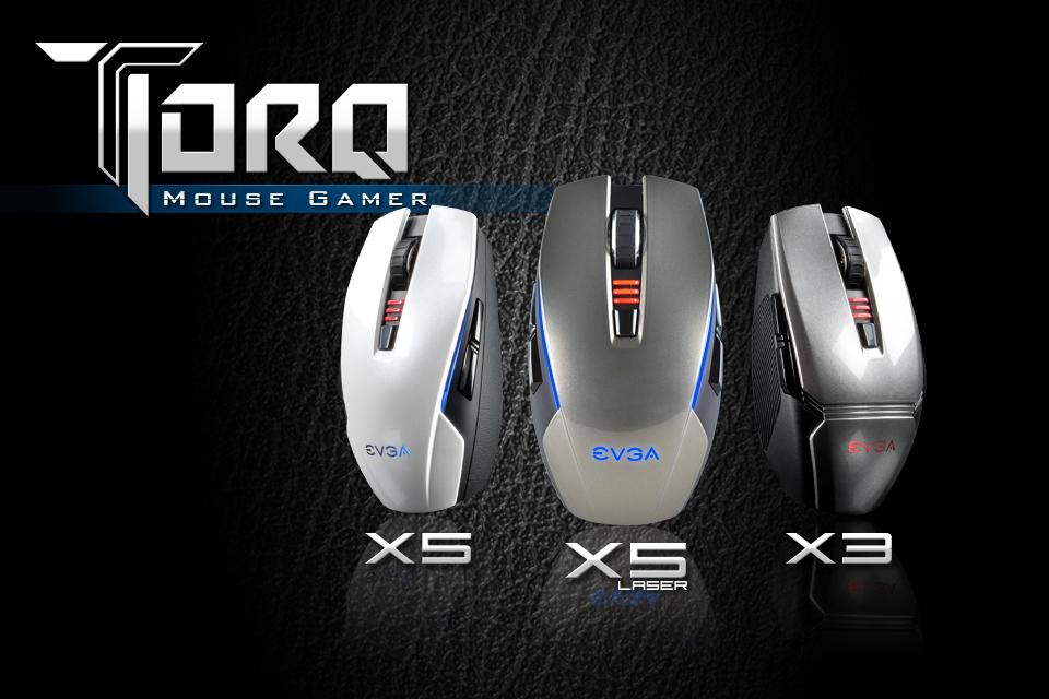 Imagem de EVGA lança mouses TORQ X5 e X3 para quem busca precisão acima de tudo no tecmundo