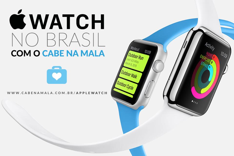 Imagem de Apple Watch pelo melhor preço? Só com a parceria do TecMundo e Cabe na Mala no tecmundo