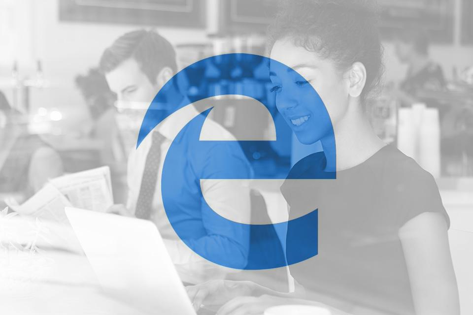 Imagem de Logo do navegador Microsoft Edge fará você se lembrar do Internet Explorer no tecmundo