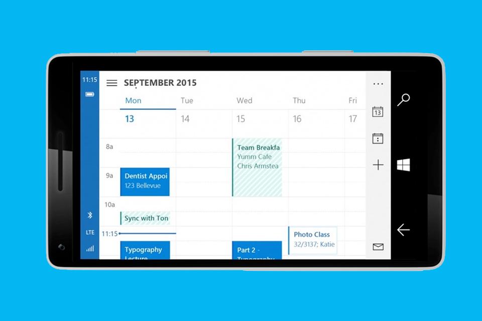Imagem de Microsoft exibe um pouco do novo visual do Windows 10 para smartphones no tecmundo