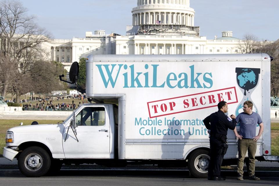 Imagem de WikiLeaks volta a aceitar o envio de documentos secretos pela Deep Web no tecmundo