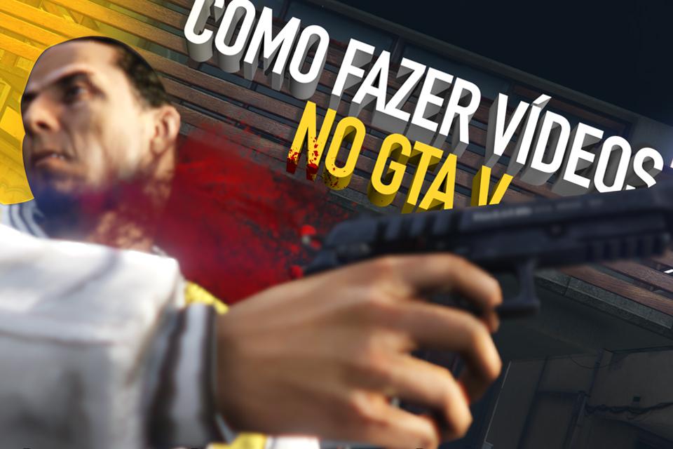 Imagem de GTA V: como usar o Editor Rockstar e fazer vídeos sensacionais [vídeo] no tecmundo