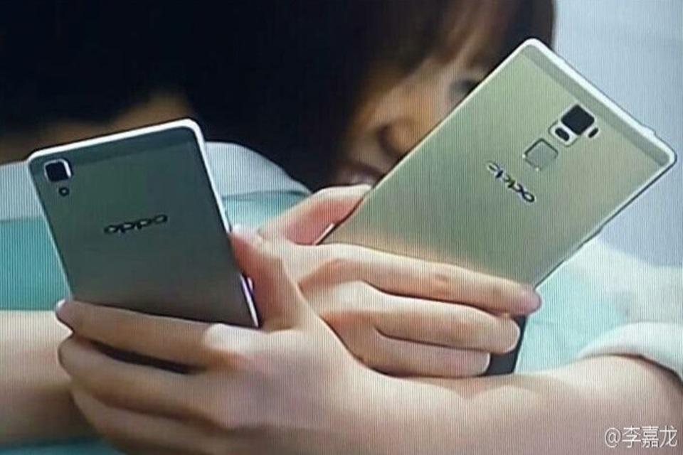 Imagem de Imagem vazada do Oppo R7 Plus mostra sensor biométrico na traseira no tecmundo
