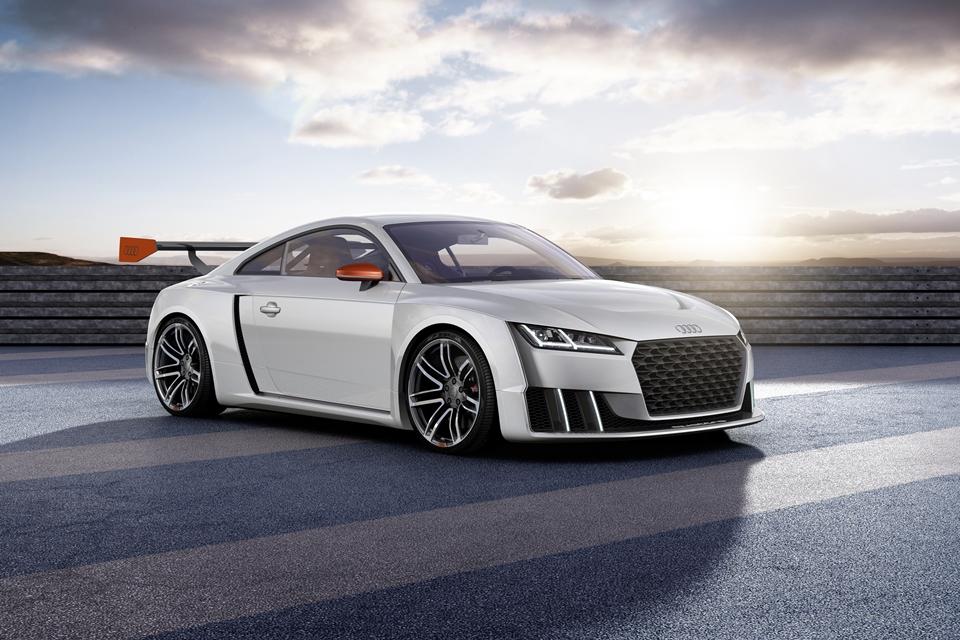 Imagem de De cair o queixo: Audi revela o novo TT Clubsport com dois turbos e 600 cv no tecmundo
