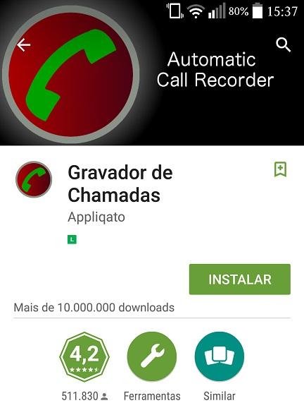 Android: como gravar todas as suas ligações automaticamente