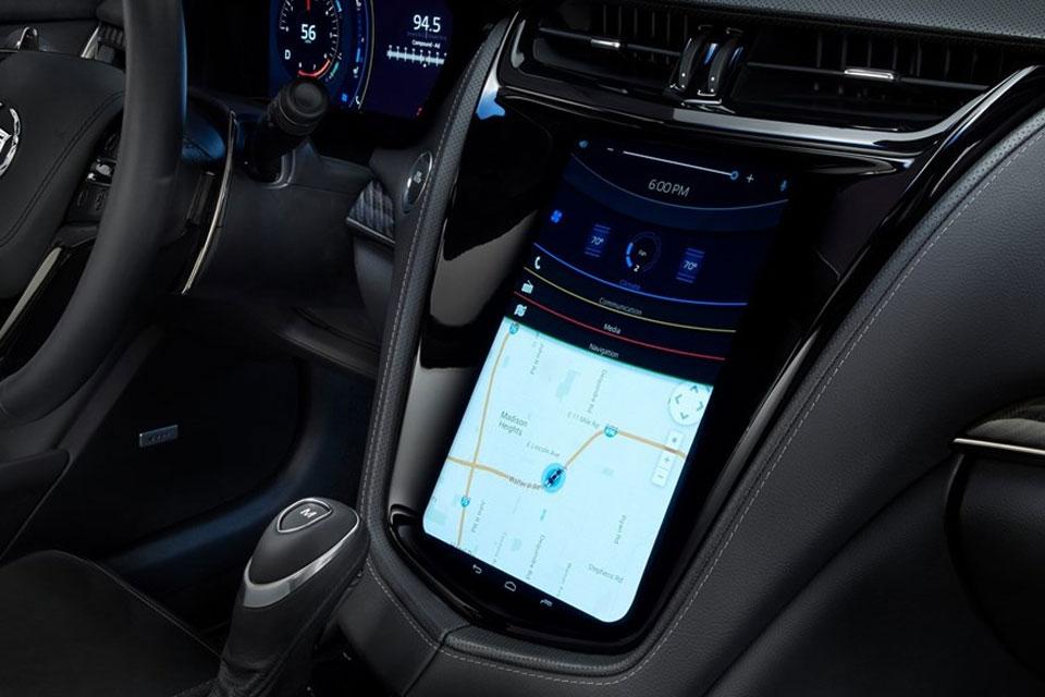 Imagem de Mitsubishi revela novo sistema de 'infotenimento' baseado em Android no tecmundo