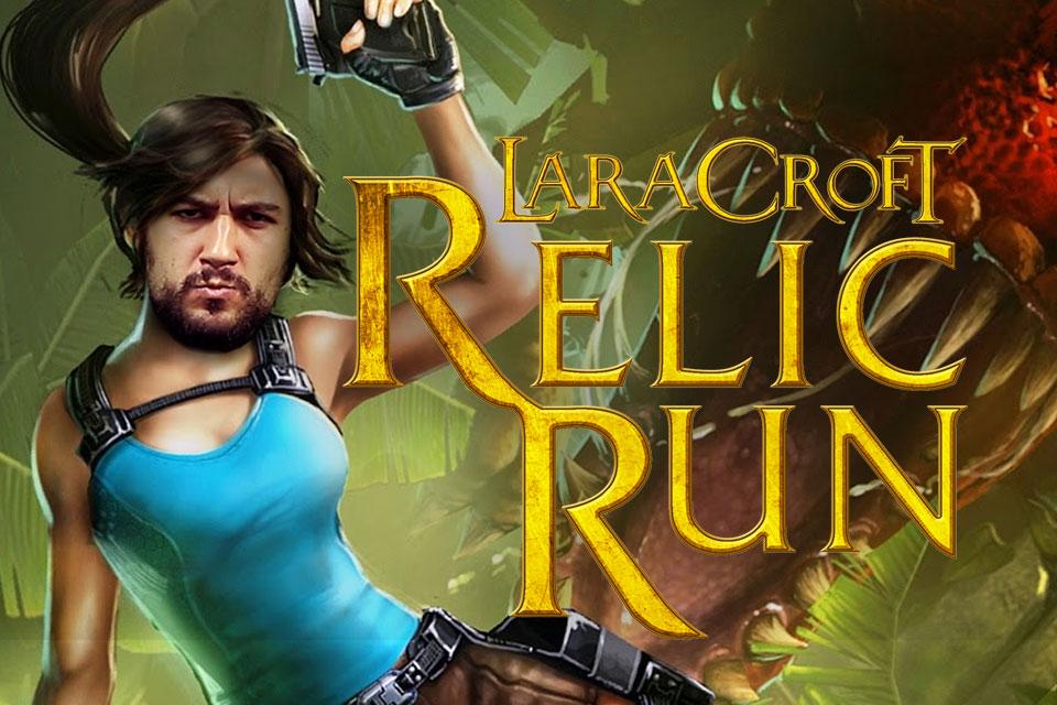 Imagem de Jogatina de Bolso: atrás das recompensas em Lara Croft: Relic Run no tecmundo