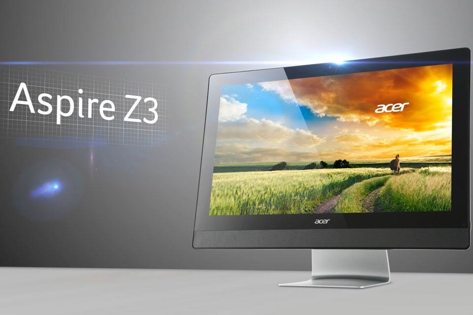 Imagem de Acer renova linha Aspire Z Series de all-in-ones no tecmundo