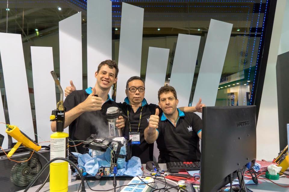 Imagem de TecLab marca presença na Computex 2015 e quebra recorde de overclocking no tecmundo