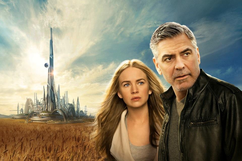 Imagem de Assistimos ao filme Tomorrowland: um futuro genial, mas pouco convincente no tecmundo