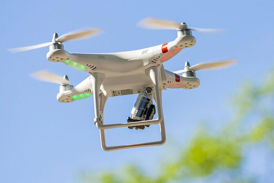 Imagem de China usa drones para detectar trapaceiros no vestibular no tecmundo