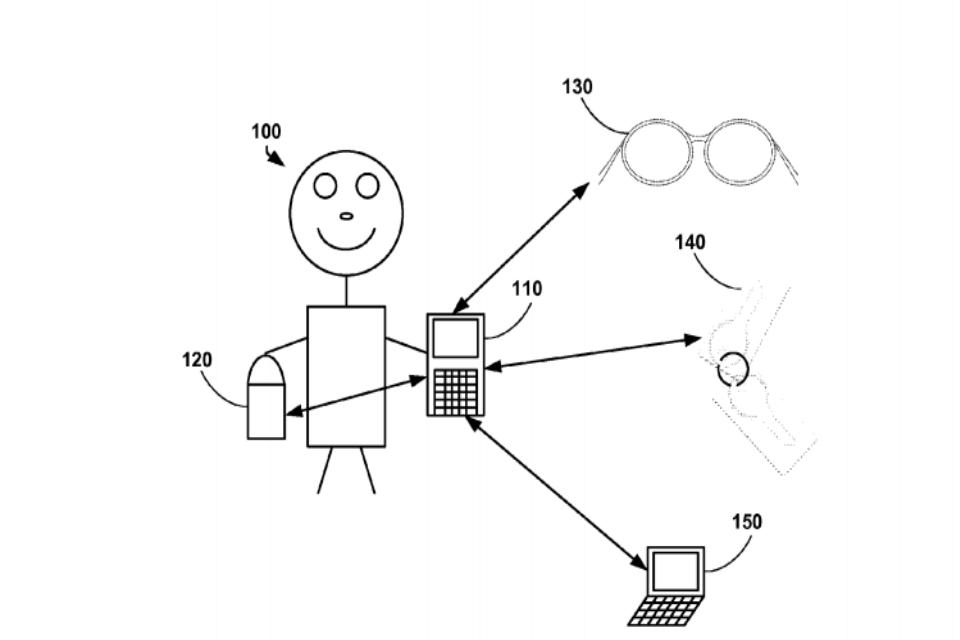 Imagem de Nova patente da Google quer conectar qualquer objeto ao seu smartphone  no tecmundo
