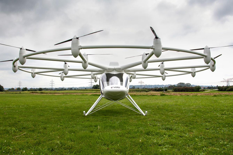 """Imagem de """"Volocopter"""": o drone que poderia levar qualquer pessoa para os céus no tecmundo"""