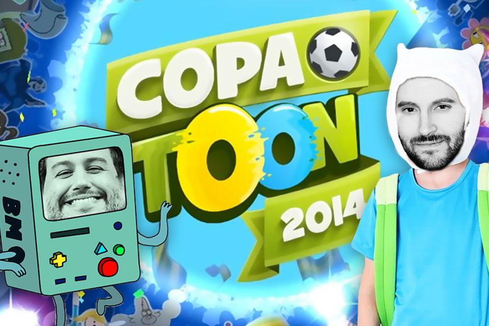 Imagem de Jogatina de Bolso: entre em campo com personagens de desenho no Copa Toon no tecmundo