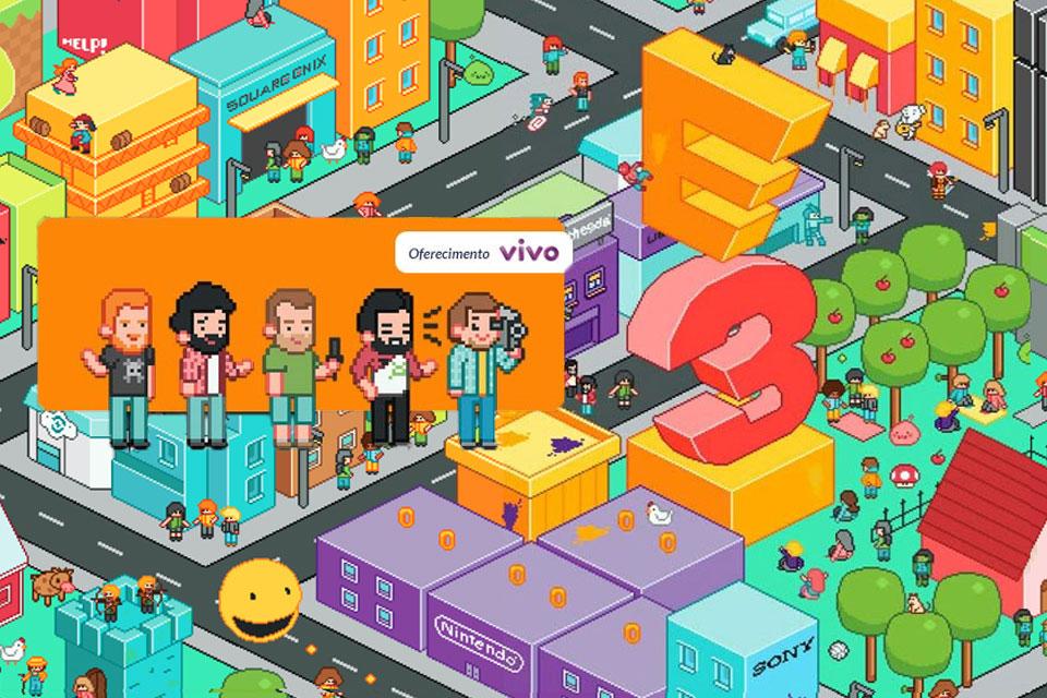 Imagem de Especial E3 2015: tudo que rolou na maior feira de video games do mundo no tecmundo