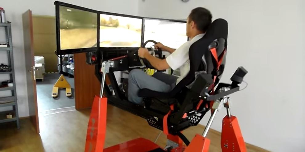 Imagem de O sonho de todo jogador de corrida, este simulador custa mais que um carro no tecmundo