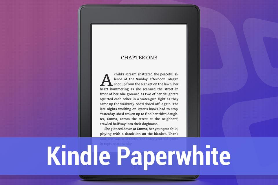 Imagem de Análise: leitor digital Amazon Novo Kindle Paperwhite [vídeo] no tecmundo