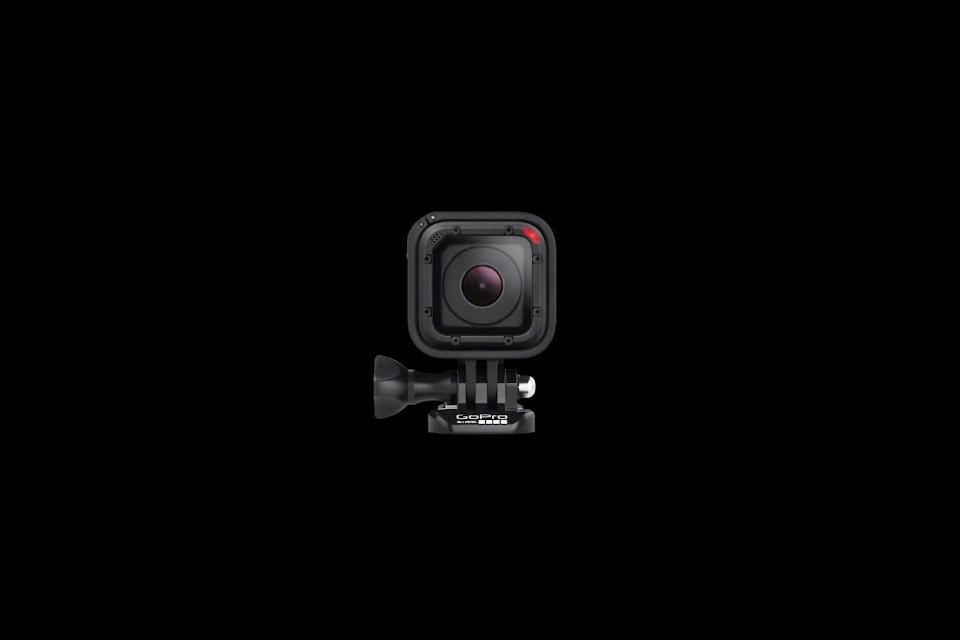 76fa9014f6ca1 Nova GoPro HERO4 Session  menor, mais potente e agora resistente à ...