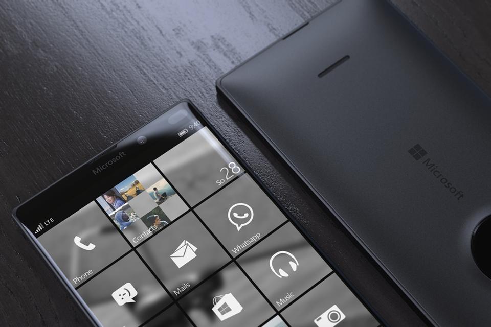 Imagem de De cair o queixo: designer cria conceito incrível do Lumia 940 no tecmundo