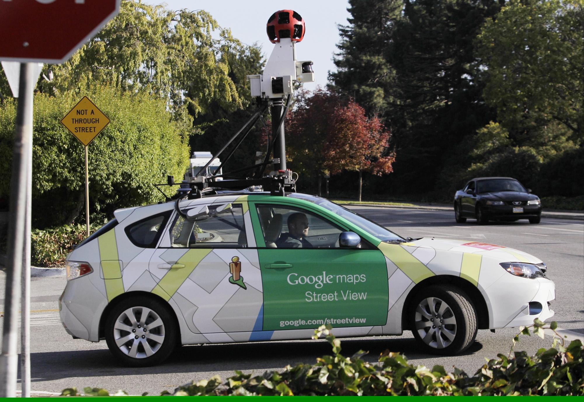 Imagem de Google é condenada a indenizar homem que apareceu em Street View no tecmundo