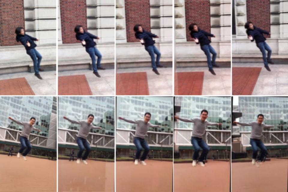 Imagem de Aplicativo para iPhone é capaz de reproduzir o efeito Bullet Time de Matrix no tecmundo