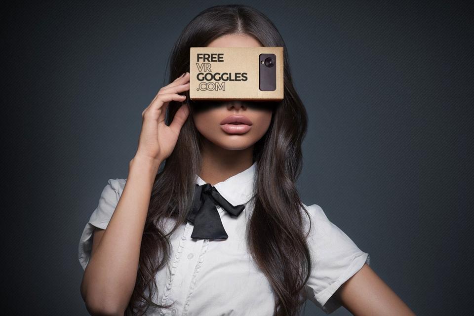 Imagem de Site pornô patrocina a distribuição gratuita de Google Cardboard nos EUA no tecmundo