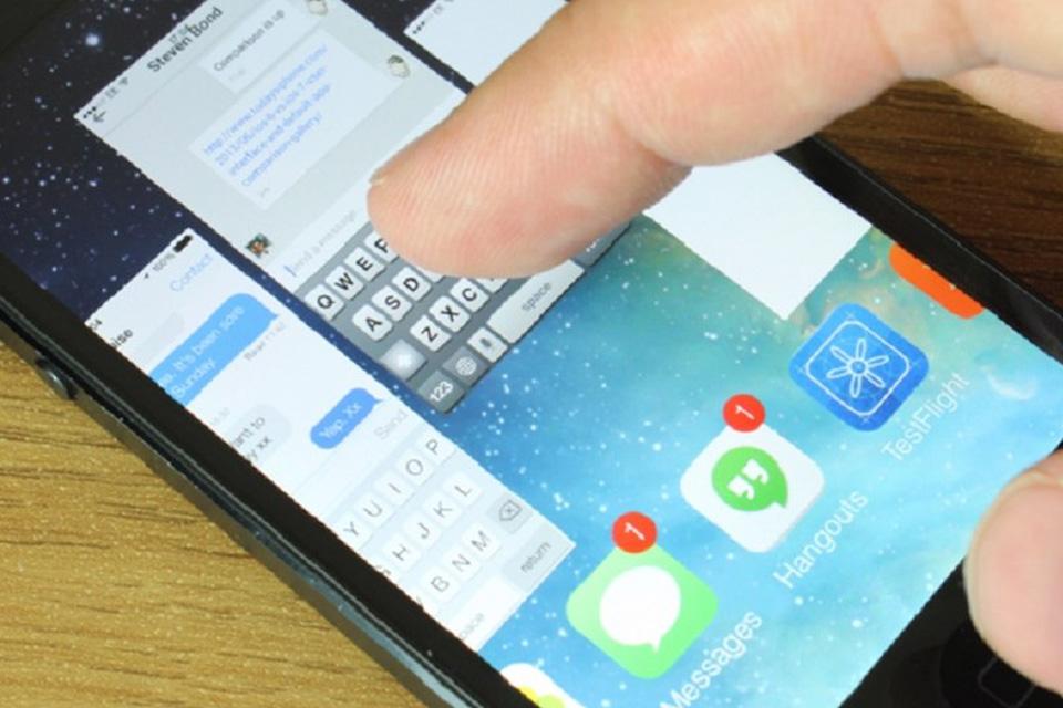 Imagem de Como deixar o seu smartphone Android com a cara do iPhone no tecmundo