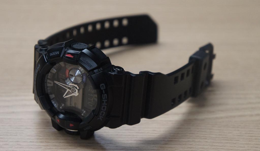 dd38b7a22e0 Review  relógio inteligente Casio G MIX GBA-400 - TecMundo