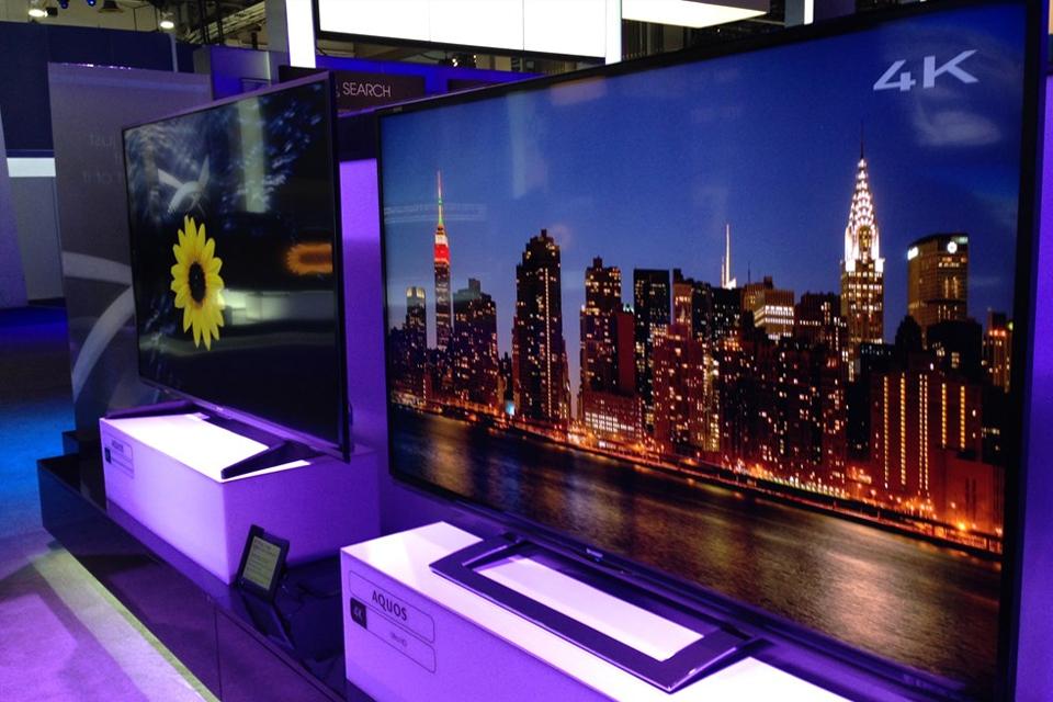 Imagem de Sharp vai parar de fabricar TVs para as Américas a partir de 2016 no tecmundo