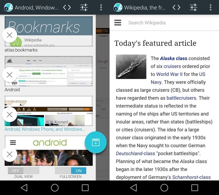 8a1099a1b Qual é o seu navegador favorito para dispositivos móveis  Conte para nós no  Fórum do TecMundo