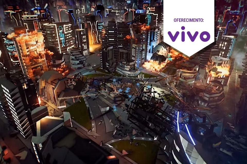 Imagem de 'Crackdown 3 terá ambientes 100% destrutíveis', diz desenvolvedora no tecmundo