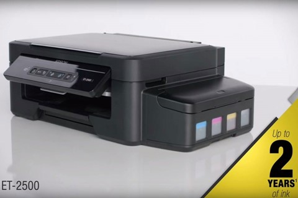 Imagem de Novas impressoras da Epson vêm com tanque de tinta que duram dois anos no tecmundo