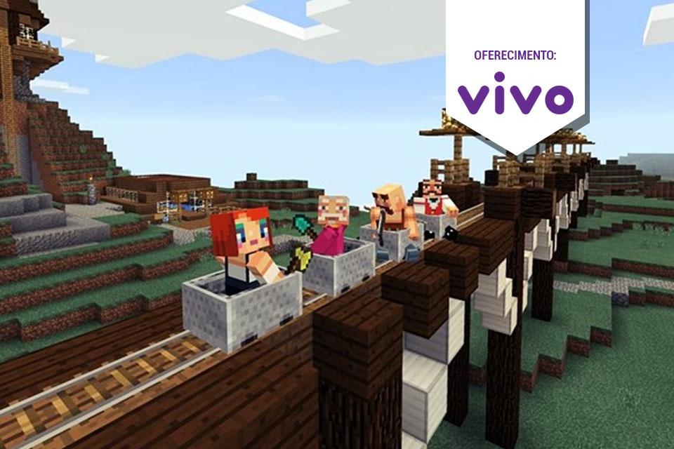 Imagem de Sebo nas canelas: jogadores de Minecraft para Win 10 já andaram 826 mil km no tecmundo